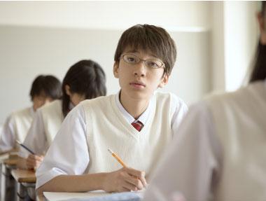 中学生の指導